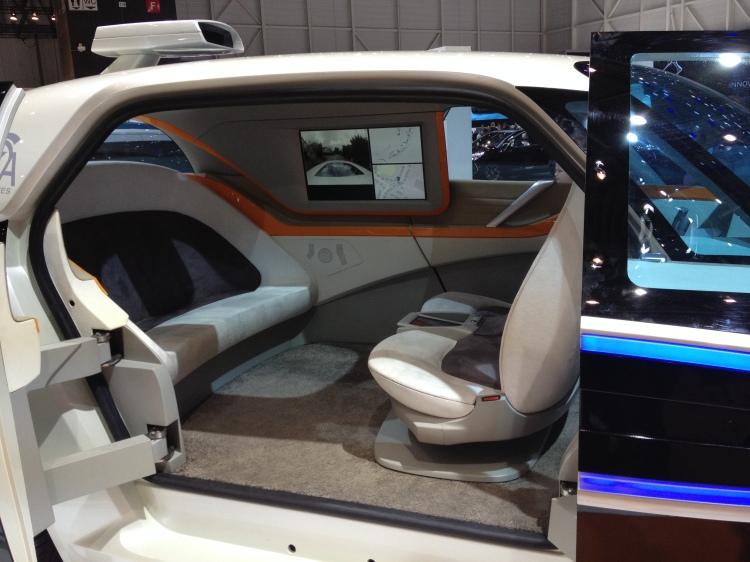 driverless car by Akka